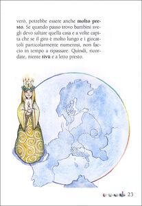 Libro La vera storia di santa Lucia Sergio Zuanetti , Gloria Scattolini 1