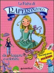Libro La storia di Raperonzolo. Con adesivi. Ediz. illustrata  0