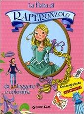 La storia di Raperonzolo. Con adesivi