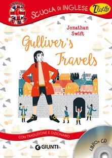 Chievoveronavalpo.it Gulliver's travels. Con traduzione e dizionario. Con CD-Audio Image