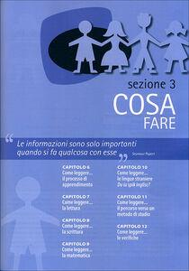 Libro Come leggere la dislessia e i DSA. Con CD Audio  5