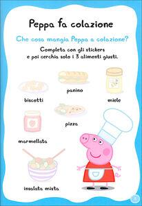 Libro Gioca con Peppa Pig! Hip hip urrà per Peppa! Con adesivi Silvia D'Achille 1