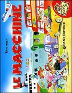 Le macchinine. Libro pop-up