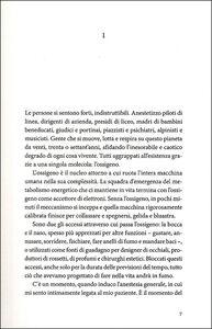 Libro Ossigeno Carol Cassella 1