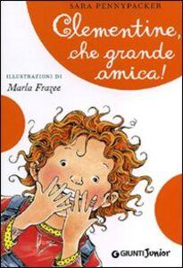 Libro Clementine, che grande amica! Sara Pennypacker 0