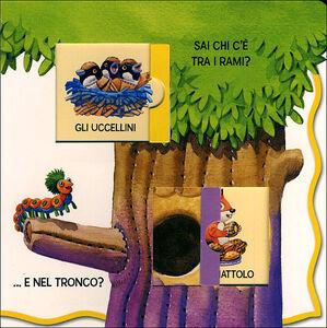Foto Cover di Sai chi c'è nel bosco?, Libro di Anna Casalis, edito da Dami Editore 1