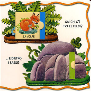 Foto Cover di Sai chi c'è nel bosco?, Libro di Anna Casalis, edito da Dami Editore 2