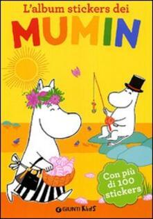 Antondemarirreguera.es L' album stickers dei Mumin. Con stickers. Ediz. illustrata Image