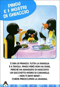 Libro Pingu pestifero  1