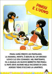 Libro Pingu e la sua famiglia. Ediz. illustrata  1