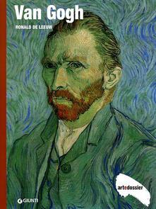 Van Gogh. Ediz. illustrata - Ronald De Leeuw - copertina