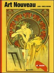 Art nouveau. Ediz. illustrata - Lara Vinca Masini - copertina