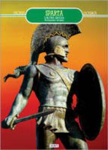 Sparta, l'altra Grecia - Jacqueline Christien - copertina