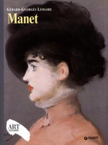 Manet. Ediz. illustrata - Gérard-Georges Lemaire - copertina