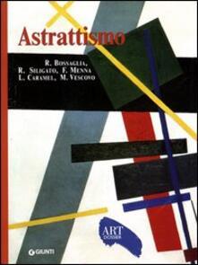 Astrattismo. Ediz. illustrata - copertina