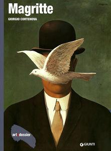 Magritte. Ediz. illustrata - Giorgio Cortenova - copertina