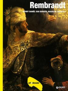 Libro Rembrandt. Ediz. illustrata D. Daniel Van Dongen