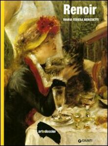 Renoir. Ediz. illustrata - M. Teresa Benedetti - copertina