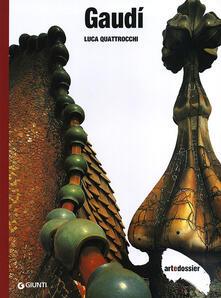 Gaudi. Ediz. illustrata - Luca Quattrocchi - copertina