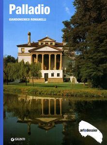 Palladio. Ediz. illustrata - Giandomenico Romanelli - copertina