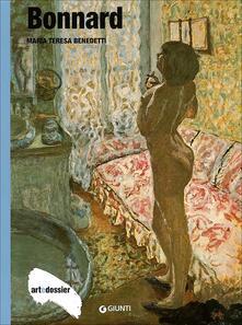 Bonnard. Ediz. illustrata - M. Teresa Benedetti - copertina