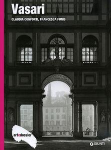 Foto Cover di Vasari, Libro di Claudia Conforti,Francesca Funis, edito da Giunti Editore