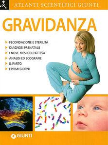 Foto Cover di Gravidanza, Libro di Adriana Rigutti, edito da Giunti Editore