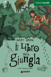 Foto Cover di Il libro della giungla, Libro di Rudyard Kipling, edito da Giunti Junior