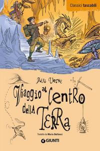 Libro Viaggio al centro della terra Jules Verne 0