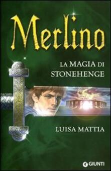 Daddyswing.es Merlino. La magia di Stonehenge Image
