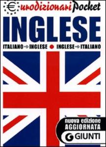 Libro Dizionario inglese-italiano, italiano-inglese