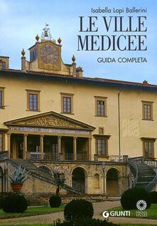 Radiospeed.it Le Ville Medicee. Guida completa Image