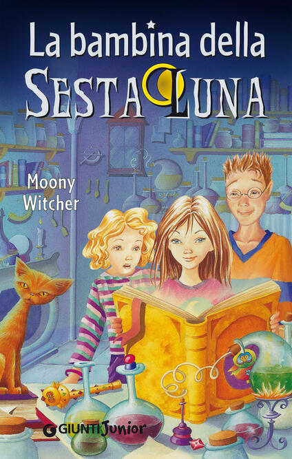 La bambina della sesta luna - Moony Witcher - ebook