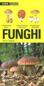 Foto Cover di Funghi, Libro di Marco Cappelli, edito da Giunti Editore 0