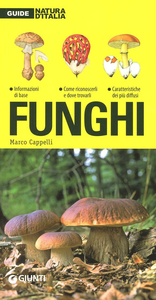 Libro Funghi Marco Cappelli 0