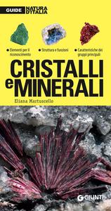 Libro Cristalli e minerali Eliana Martusciello 0