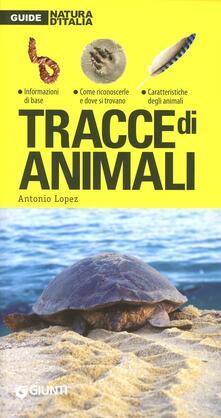 Winniearcher.com Tracce di animali Image