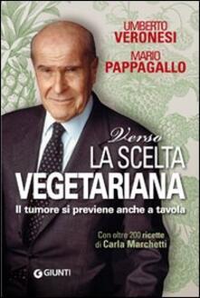 Winniearcher.com Verso la scelta vegetariana. Il tumore si previene anche a tavola Image