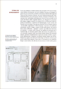 Libro Michelangelo. La «stanza segreta». I disegni murali nella Sagrestia Nuova di San Lorenzo Paolo Dal Poggetto 2