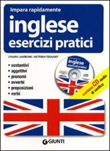 Capturtokyoedition.it Inglese. Esercizi pratici. Ediz. bilingue. Con CD Audio Image