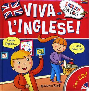 Libro Viva l'inglese! Con CD Audio Gabriella Ballarin