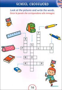 Foto Cover di Parole e colori in inglese, Libro di Gabriella Ballarin, edito da Giunti Kids 1