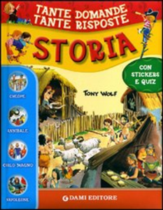 Libro Storia. Con stickers Giuseppe Zanini , Anna Casalis
