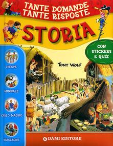 Recuperandoiltempo.it Storia. Con stickers Image