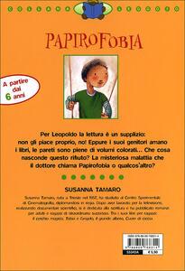 Papirofobia susanna tamaro libro giunti junior for Susanna tamaro il tuo sguardo illumina il mondo