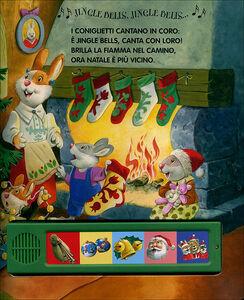 Libro Buon Natale! Premi e ascolta Anna Casalis , Tony Wolf 1
