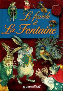 Parcoarenas.it Le favole di La Fontaine. Ediz. illustrata Image