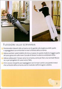 Libro Ginnastica posturale. Con CD Audio  1