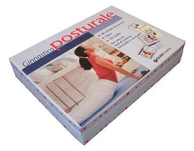 Libro Ginnastica posturale. Con CD Audio  2