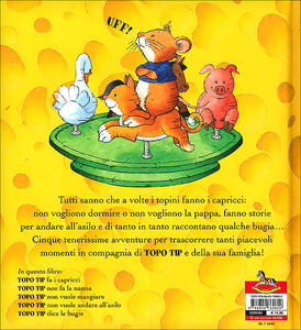 Quanti capricci topo tip ediz illustrata anna casalis for Topo tip giocattoli